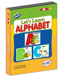 MAS Kreations Lets Learn Alphabet - English
