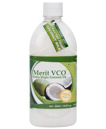 Merit Extra Virgin Coconut Oil - 500 ml