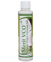 Merit Extra Virgin Coconut Oil - 250 ml