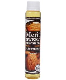 Merit Sweet Almond Oil - 100 ml