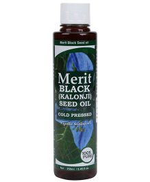 Merit Black Seed Oil - 250 ml