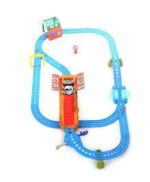Thomas And Friends Ship Wreck Play Set Blue - 40 Pieces