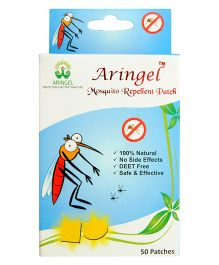 Aringel First Generation Mosquito Repellent Patch - 50 Patches