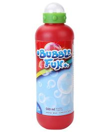 Simba Bubble Fun Bubble Mix Red - 500 ml
