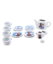 Smoby Disney Frozen Porcelain Set - 12 Accessories