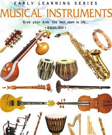 Musical Instruments VCD - English