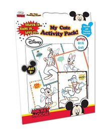Sterling Mickey Mouse My Cute Activity Pack