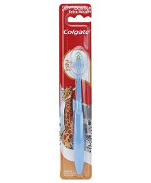 Colgate Smiles Extra Soft Toothbrush - Blue