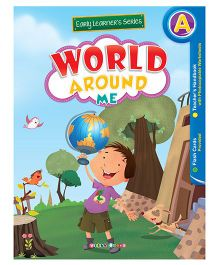 World Around Me Level A - English
