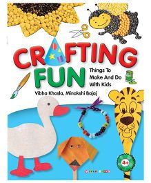Crafting Fun Book - English