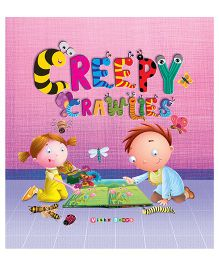 Creepy Crawlies Pop-Up Book - English