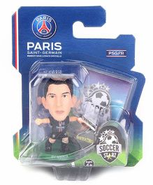 Soccerstarz Paris St Germain Angel Di Maria Figure Toy - 4 cm