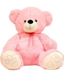 42df8dbcc01 Surbhi Teddy Bear Huggable Soft Toy Peach - 78.7 cm