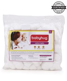 Babyhug Cotton Balls - 100 gm