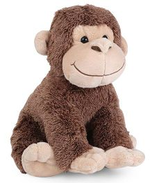 Starwalk Plush Monkey Soft Toy Brown - 29 cm