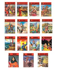 Amar Chitra Katha's People of Conviction - Vol. 1