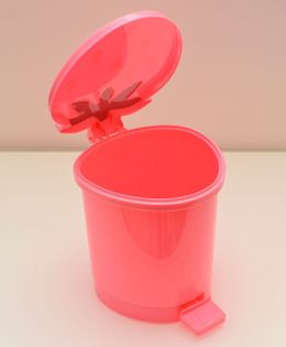 Tipy Tipy Tap Desktop Strawberry Dustbin - Pink