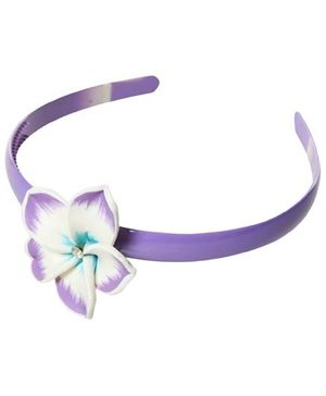 Hair Band - Flower Design