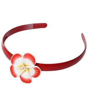 Hair Band - Flower Design