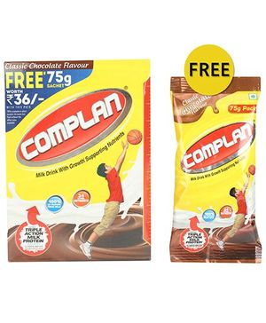 Complan Classic Chocolate Flavour - 500 gm