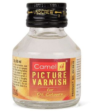 Camel Picture Varnish - 60ml