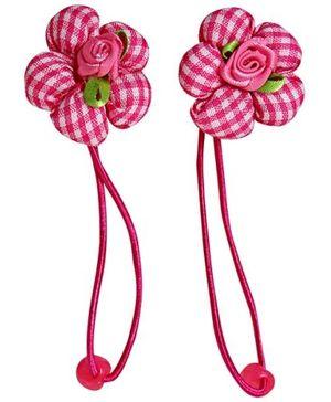 Hair Band - Rose Design