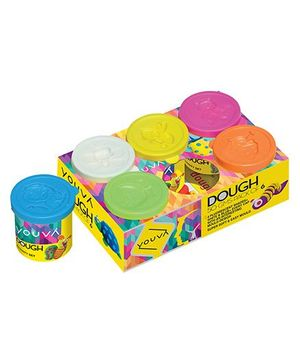 Youva Dough 50 gms - Pack of 6