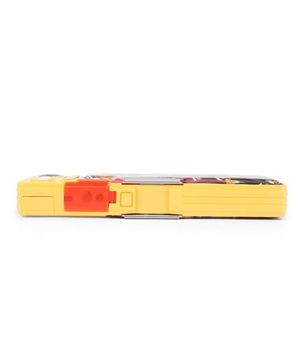 Disney Star Wars Magnetic Pencil Box - Yellow And Red
