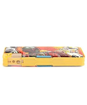 Disney Star Wars Magnetic Pencil Box - Yellow