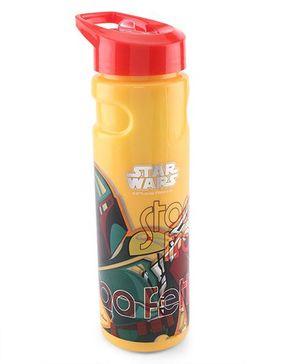 Disney Star Wars Insulated Sipper Bottle Purple - 300 ml