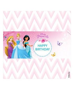 Disney Princess Chocolate Wrappers - Pack of 10