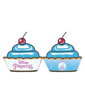 Disney Cinderella Cupcake Wrappers - Pack of 10