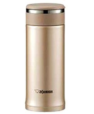 Zojirushi Classy Vacuum Bottle - Cinnamon Golden