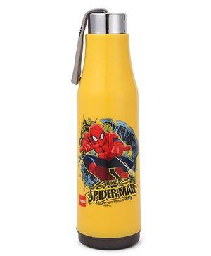 Cello Homeware Insulated Water Bottle Spider Man Print - 700 ml