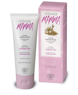 Bottega Di Lungavita - Age Mamma Stretch Mark Cream