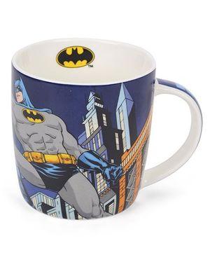 B Vishal Batman Mug Navy - 300 ml