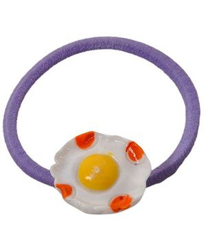 Miss Diva Egg Rubberband - Purple