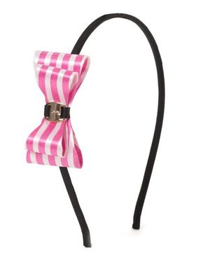 Kidcetra Fancy Hairband With Bow - Pink