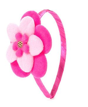 Kidcetra Fancy Hairband - Pink