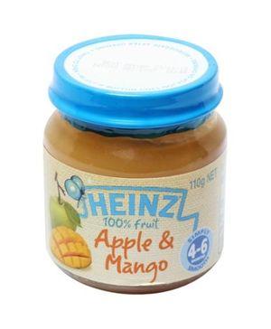 Heinz® Pureed Apple & Mango