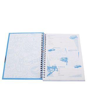 Bilt Matrix Junior Track Attack Notebook - 160 Pages