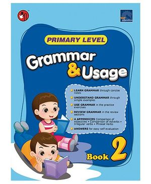 Grammar & Usage Primary Level Book 2 - English