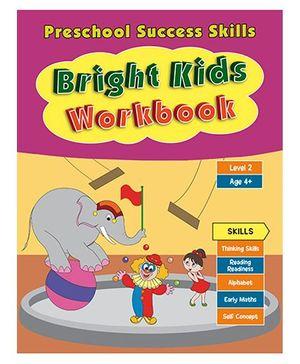 Preschool Success Skills Bright Kids Workbook Level 2 - English