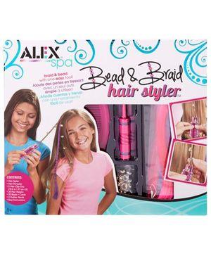 Alex Toys Bead & Braid Hair Styler - Pink