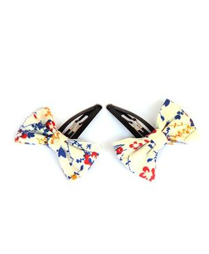 Pigtails & Ponys Butterfly Bow Clip - Multicolour