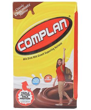Complan Classic Chocolate Refill Pack - 1kg