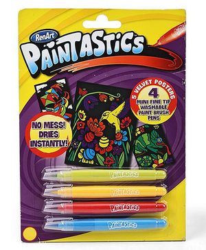 Renart Paintastics Colour Pen Multicolor - Pack Of 4