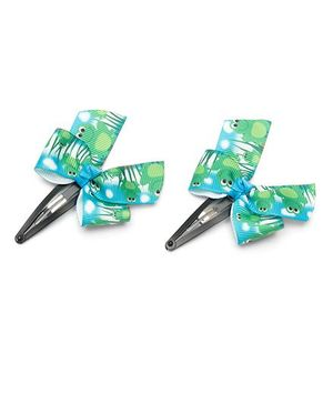 Ribbon Candy Froggie Tic Tacs - Turquoise & Green