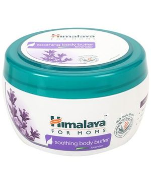 Himalaya For Moms Soothing Body Butter Lavender - 200 ml