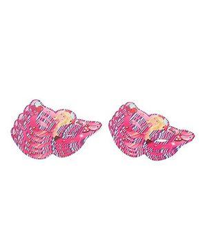 Barbie Paper Eye Masks Pink - Pack Of 10